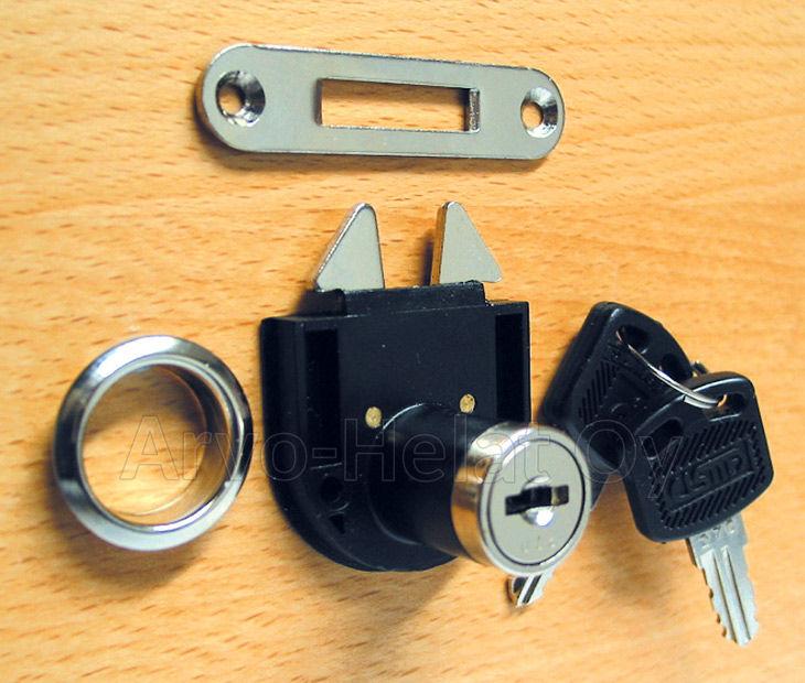 Rulo oven lukko Art 9453  Arvo Helat Oy
